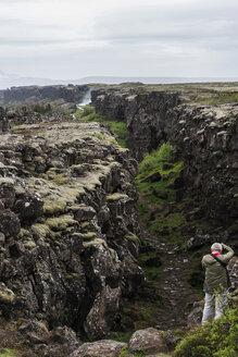 Iceland, Thingvellir rift zone - PAF001676