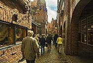 Germany, Bremen, historic Boettcherstrasse - TAM000393