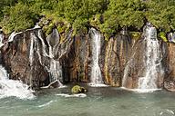 Iceland, Hraunfossar waterfall - PAF001710