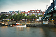 Germany, Bremen, on the River Weser, Schlachte - TAMF000401