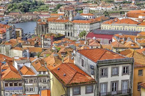 Portugal, Porto, cityview - DSGF001119
