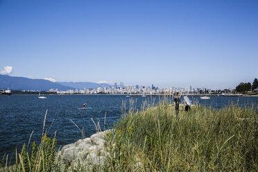 USA, Vancouver, Jericho Beach - NGF000322