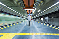 Germany, Bonn, underground station at main station - TAM000447
