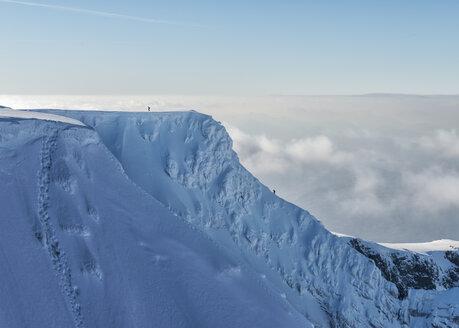 United Kingdom, Scotland, Ben Nevis, Tower Ridge - ALRF000368