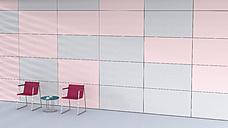 Waiting area, 3D-Rendering - UWF000840