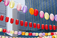 Singapore, Lanterns in Chinatown - GIOF000867
