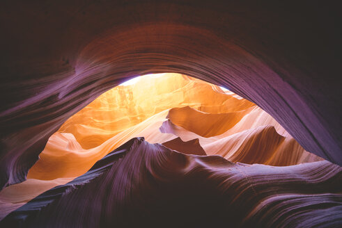 USA, Arizona, Page, Antelope Canyon - EPF000062