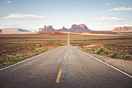 USA, Arizona, road to Monument Valley - EPF000073