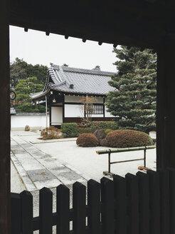 Japan, Kyoto - Old Japanese Temple in Kyoto (Shokoku-ji Temple) - JUB000148