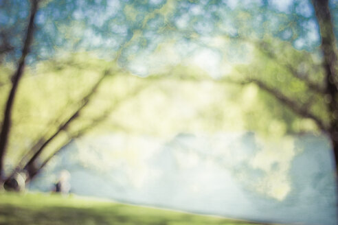 Blurred lake - CMF000394