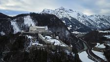 Austria, Salzburg State, Hohenwerfen Castle - STC000189