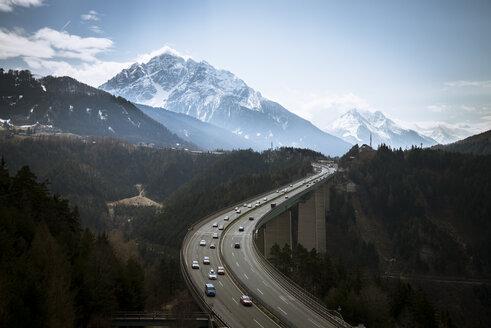 Austria, Tyrol, Europa Bridge - STCF000234