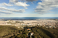 Spain, Barcelona, view to the city - VABF000473