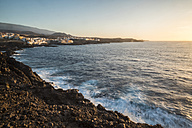 Spain, Tenerife, coast at sunrise - SIPF000427