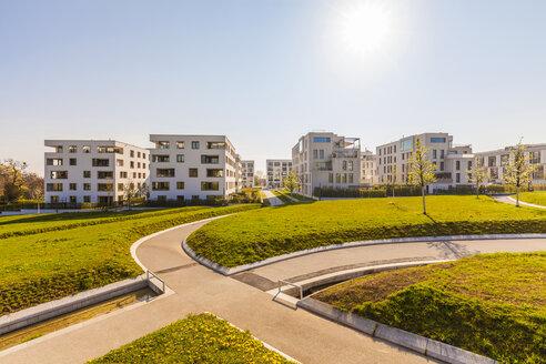 Germany, Baden-Wuerttemberg, Stuttgart, Killesberg, Premium freehold flats - WDF003599