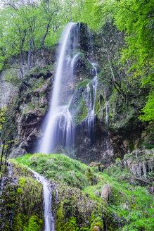 Germany, Bad Urach, Swabian Alb, Urach waterfall - WGF000860