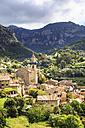 Spain, Balearic Islands, Mallorca, Valldemossa, village - VT000524