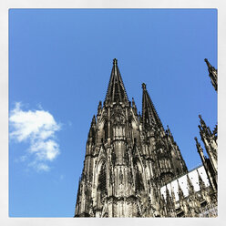 Germany, North Rhine-Westphalia, Cologne, Cologne Cathedral - GWF004703