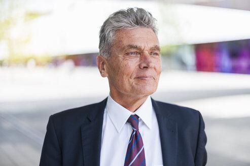 Portrait of confident senior businessman - DIGF000526