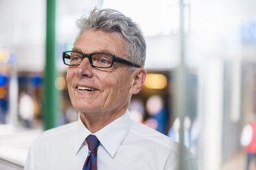 Portrait of confident senior businessman - DIGF000550