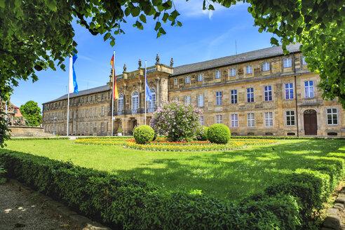 Germany, Bavaria, Bayreuth, New Castle - VT000533