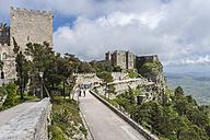 Italy, Sicily, Province of Trapani, Erice, Norman Castell, Castello di Venere - HWOF000096