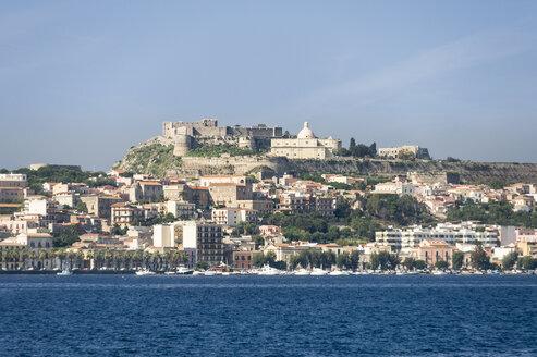 Italy, Sicily, Milazzo, Coastal town - HWOF000102