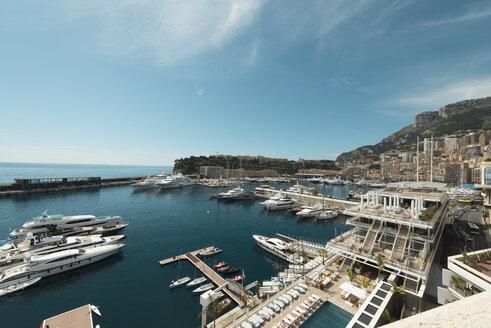 Monaco, Monte Carlo, Marina - VIF000483