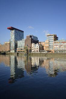 Germany, Duesseldorf, Media Harbour - GUF000272