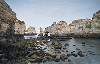 Portugal, Lagos, Archs and cliffs on Ponta da Piedade - EPF000100