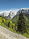 Austria, Tyrol, Alps, Kaisertal, Wilder Kaiser - STSF001025