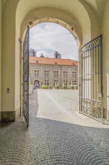 Germany, Munich, yard of Munich Residenz - THAF001600