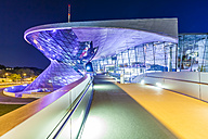 Germany, Munich, lighted Discovery Centre - WD003660
