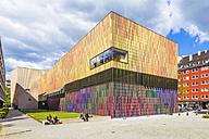 Germany, Munich, view to Museum Brandhorst - WD003663