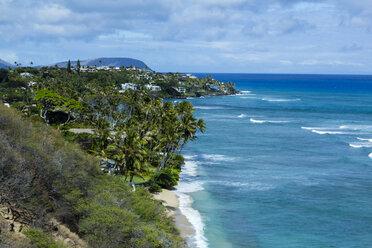 USA, Hawaii, Oahu, Lanikai Beach - NGF000349