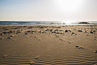 Spain, Andalusia, Tarifa, Beach of Los Lances - KIJF000439