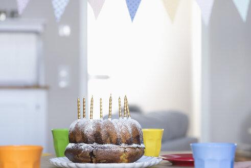 Birthday cake - NHF001496