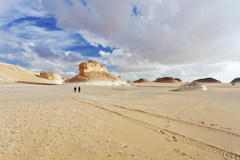 Egypt, New Valley Governorate, Farafra, White Desert - FPF000096