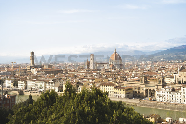 Italy, Tuscany, Florence, cityscape - FMOF000051 - Francesco Morandini/Westend61