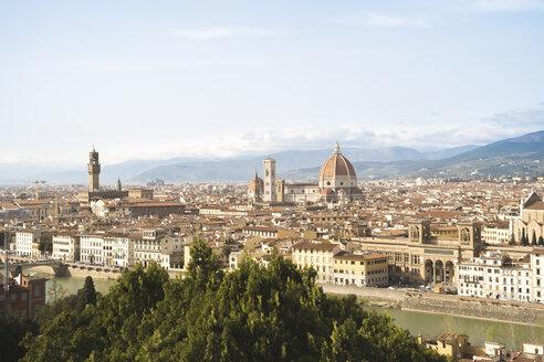Italy, Tuscany, Florence, cityscape - FMOF000051