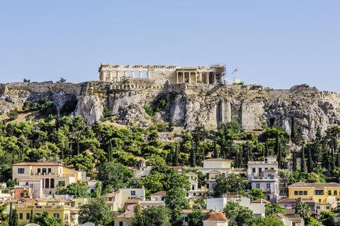 Greece, Athens, Acropolis - THAF001607