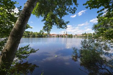Germany, Baden-Wuerttemberg, Swabia, Upper Swabia, Bad Waldsee - SIEF007058