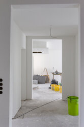 Construction site of a house - SHKF000623