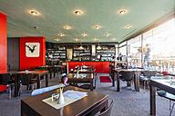 Empty cafe - DIGF000775