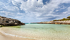 Spain, Balearic Islands, Menorca, Talaier beach - MGOF002110
