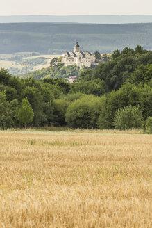 Germany, Thuringia, Schmorda, Castle Ranis - MELF000134