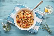 Bowl of Spaghetti alla Pizzaiola - IPF000319