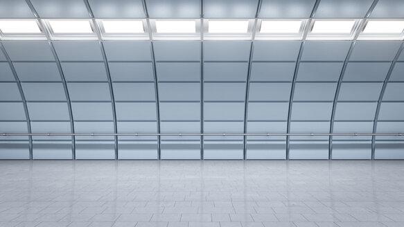 Modern underground tunnel - UWF000938