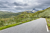 Southern Norway, Jotunheimen National Park, empty road, Sognefjell - STSF001061