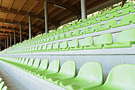 Row of seats in sport stadium - FMOF000099